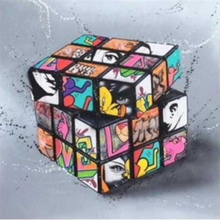 Graffiti-Rubik Cube Graffiti- From 21,59$